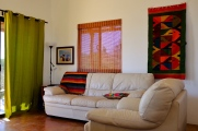 Casita Cardon living area
